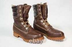 1979 First Year Vintage Timberland Super Boot 9W Iditarod 40 Below OG IN BOX