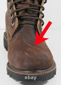 $395 Timberland Mens American Craft 8-Inch Waterproof Boots