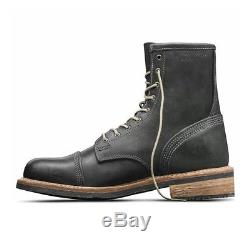 $490 Timberland Boot Company Smuggler's Notch 8-inch Cap Toe Boots Size 10