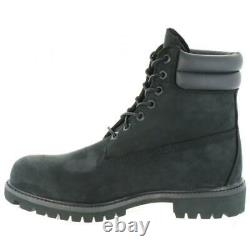 A1L3C Men's Timberland 6 inch Double Collar Dark Blue/Grey NEW