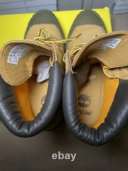 Billionaire Boys Club x Timberland Bee Line Olive 6in Boots Pharrell Size 10