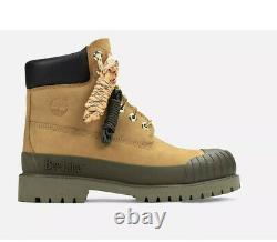 Billionaire Boys Club x Timberland Bee Line Olive 6in Boots Pharrell Size 13