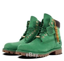 Brand New Men's Nubuck Leather 6-inch Timberland Boots Size 12 Very Nice