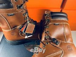 LIMITED Timberland Winter Extreme GTX Tall Boot MD Brown F Grain Men's Sz 10 US