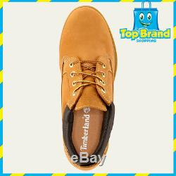 Men's Premium Waterproof Boots TIMBERLAND CLASSIC WHEAT SUEDE WORK PLAY OXFORD