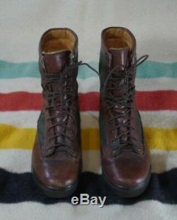 Men's TIMBERLAND Gore-Tex Leather Boots SZ 11 D VG Cond Rare Upland Style