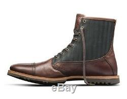 Men's Timberland Boot Company Bardstown Cap Toe Boots. Size12