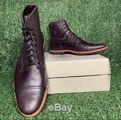 Men's Timberland Boot Company Bardstown Cap Toe Boots Style A1j44001 Size 13