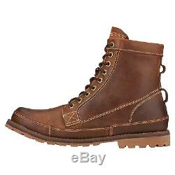 Men's Timberland Earthkeepers Original Leather 6'' Boot Brown Burnished 15551