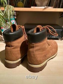 Men's Timberland Suede/Nubuck Boots Size 9 UK (US10) Super Condition