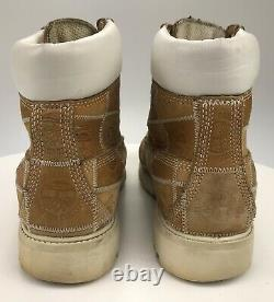Mens 9.5 M Timberland 6 Patchwork Leather Boots Villa Supreme Kith 36072 2240