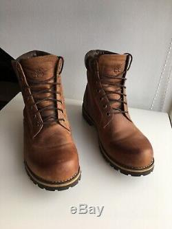 Mens Timberland Boots size 8 New