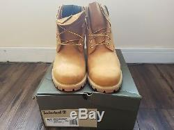 Mens timberland boots new size 11.5