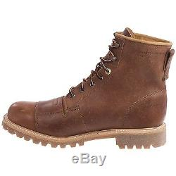 New Men's Timberland Boot Company 6-inch Lineman Boots A12zw210 Medium Brown 13