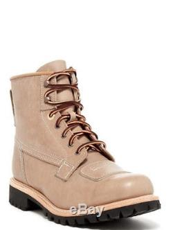 New Men's Timberland Boot Company 6-inch Lineman Boots Grey (beige) Size 12