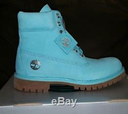 New Men's Timberland Limited Release Waterproof Premium 6-inch Boots Size 10.5