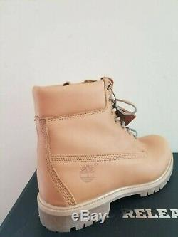 New Timberland Men's 6-Inch Premium Waterproof Boots Limited Release NIB