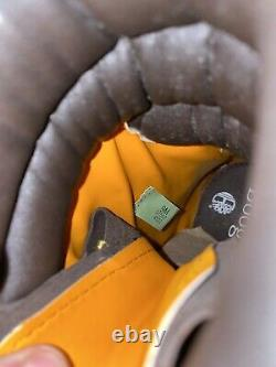 RARE Timberland NYC Collection Da Bronx Dookie Rope 40 Below Super Boot Size 9 M