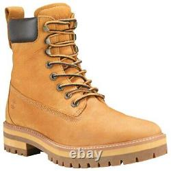 RRP £170! Timberland 6 Inch Premium Waterproof Nubuck Leather Mens Classic Boots