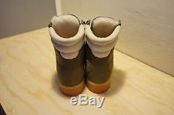 Ronnie Fieg x Timberland 6in Shearling Olive KITH US 7.5 Yeezy