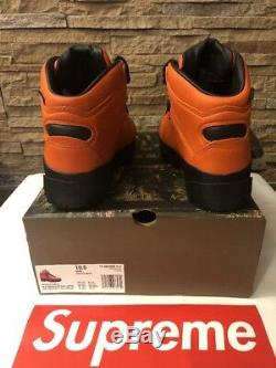 SUPREME/ TIMBERLAND Collaboration Mens Boots 10.5