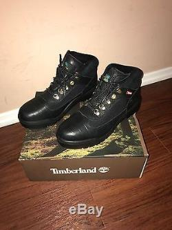 Supreme x Timberland Field Boot. 100% Brand New & Authentic