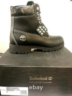 TIMBERLAND 6 X Nordstrom Mens Exclusive Release Boot TB0A1QGG Black