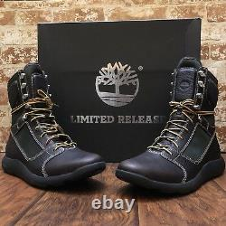 TIMBERLAND LIMITED RELEASE FLYROAM TACTICAL MEN LEATHER BOOT BROWN TBOA1NK3 Sz11