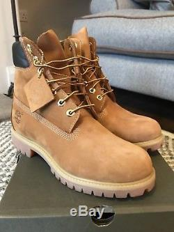 Timberland 10061 AF 6in Premium Wheat Yell Mens Boots Size UK 7.5 EU 41