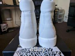 Timberland 6 Inch 6 Boots Premium Waterbuck White Ghost Limited Release A1M6Q
