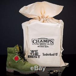 Timberland 6 Inch Boot DJ Khaled Secure The Bag Limited Champs Exclusive