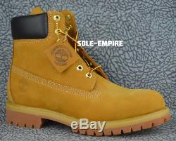 Timberland 6 Inch Premium Boot TB010061 Wheat Mens NEW IN BOX SALE 6