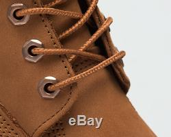 Timberland 6 Inch Premium Waterproof Boots Men's New Lifestyle Shoes Brown A1UE8