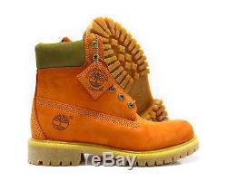 Timberland 6 Inch Premium Waterproof Boots TB0A17YC New Ground Men's New