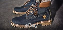 Timberland 6 Inch White Oak Denim Men's Boots LIMITED RELEASE