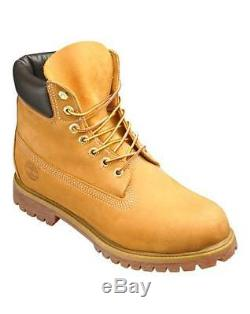 Timberland 6 inch Premium boots from high & mighty mens uk size 11w brand new