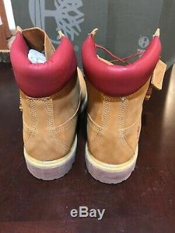 Timberland 6 inch premium DTLR 30th Boots new wheat Exclusive Release Men 6148A