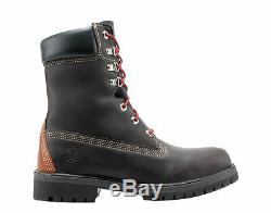 Timberland 8-inch Icon Premium Waterproof Hazel Full Grain Men's Boots A16VY
