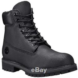 Timberland A1gva Men's Icon 6 Premium Helcor Leather Waterproof Boots