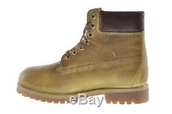 Timberland AF 6 Inch Anniversary Men's Boots Wheat/Black 27092