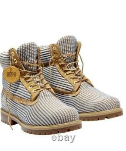 Timberland Construct 10061 Very Rare Supreme Kith Limited Rare size 9