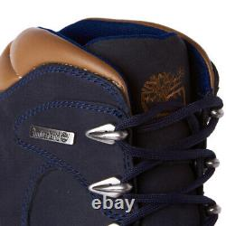 Timberland Earthkeepers Inspired Classics Mens Boots Navy Nubuck All Sizes