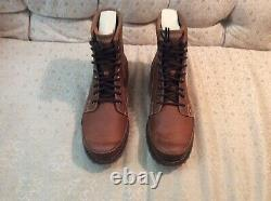 Timberland Earthkeepers Originals Leather 6 Inch Boots For Men (Brown) Size 13
