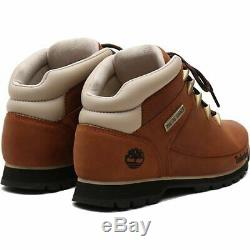 Timberland Euro Sprint Hiker A121K Mens Boots Brown Ankle Boots Size 8-11