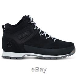 Timberland Euro Sprint Sport Mens Leather Ankle Boots Shoes