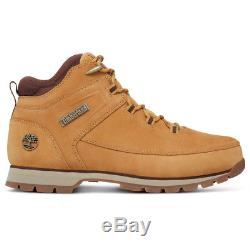 Timberland Euro Sprint Sport Mens Leather Ankle Boots Shoes Size UK 8-11