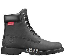 Timberland Helcor Men's 6 Leather Basic Impressions Waterproof Boots Tb06335