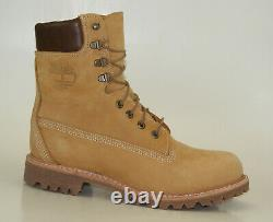 Timberland Icon 8 Inch Boot Made in USA Limited Edition Waterproof Stiefel A164W