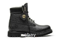 Timberland Limited Edition Boots NFL Super Bowl 50 Horween Collab Waterproof 13M