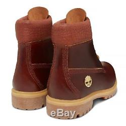 Timberland Limited Edition Brown Reptile Premium Leather Boots A1P9P ALL SIZES